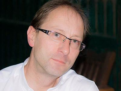 Wolfgang Schimmel Portrait